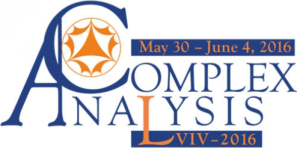 International conference «Complex Analysis and Related Topics»