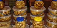Горіхово-медове виробництво налагоджене